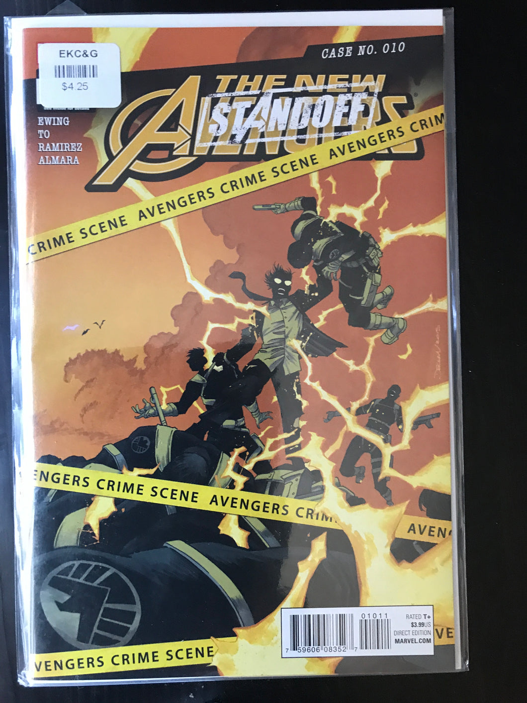 New Avengers (2015 4th Series) #10