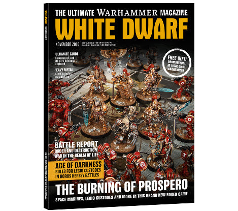 White Dwarf November 2016