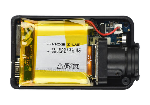 How to install Mobius Battery.