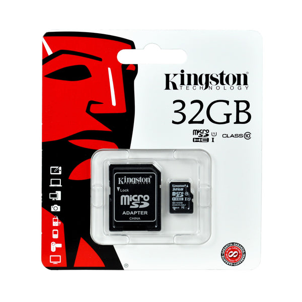 Kingston Class 10 Memory Cards