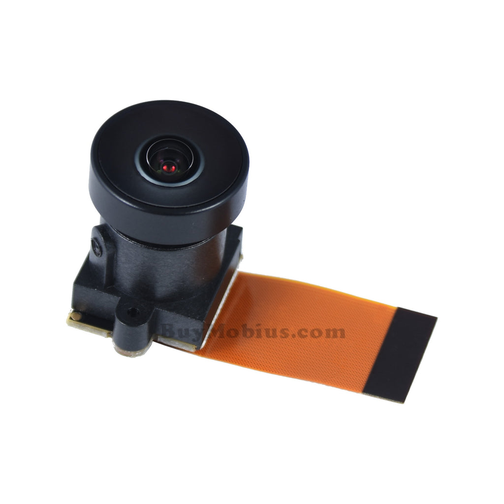 Lens Module For The 1080p Mobius ActionCam Camera - Wide Angle Lens C2