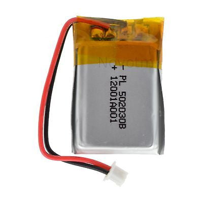 502030 Replacement Battery For The 720p #16 808 Keychain Camera