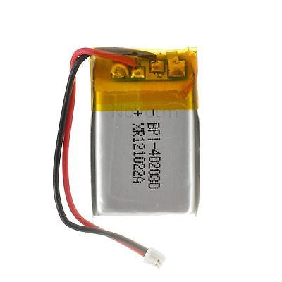 402030 Replacement Battery For The 720p #16 808 Keychain Camera