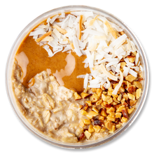 Load image into Gallery viewer, Almond Butter Oats Bowl