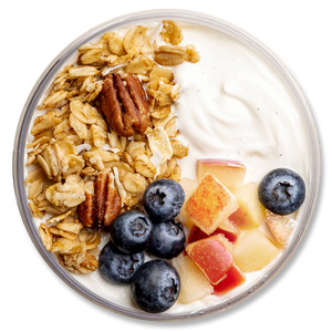 Berries & Granola Greek Yogurt