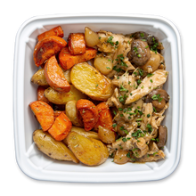 Load image into Gallery viewer, French Braised Chicken Plate