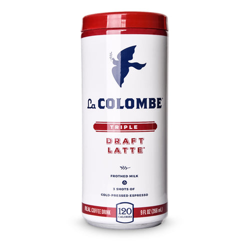 Image of La Colombe Triple Draft Latte Can