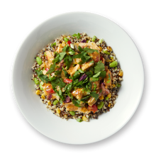 Load image into Gallery viewer, Lemongrass Chicken Bowl by Bill Kim
