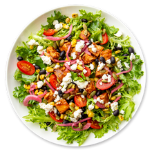 Load image into Gallery viewer, Southwest Salad with Chipotle Chicken