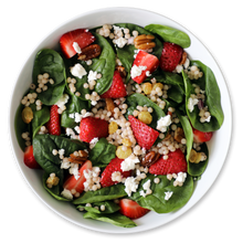 Load image into Gallery viewer, Strawberry Spinach Salad