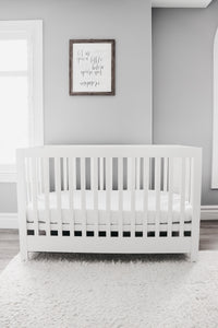 Dove Crib Mattress Cover ♡