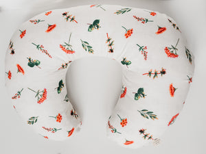 Wildflower Feeding + Support Pillow Cover ✿