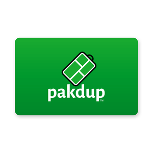 Pakdup eGift Card