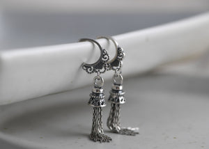 925 Sterling Silver Fashion Earrings