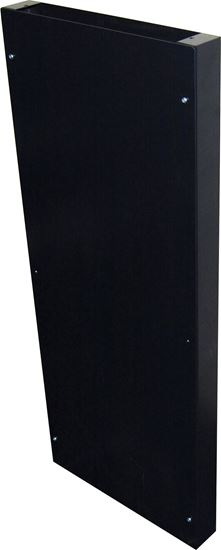 Picture of RACHIM-SR900: DYNAMIX 900mm Chimney for SR & ST Series Network Cabinet. Dimensions: (HxWxD) 900 x 410 x 68mm