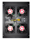 Picture of RAFANKITT: DYNAMIX Replacement Drop in Fan Tray for ST Series Cabinets. Includes Thermostat Feature