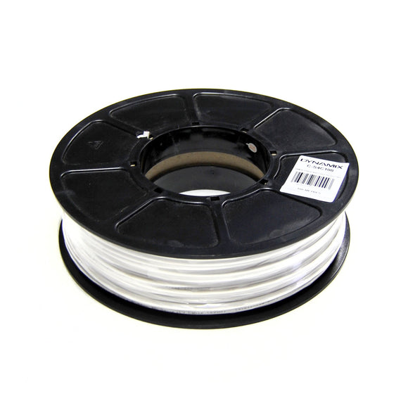 Picture of C-S4C100-22: DYNAMIX 100m 4C 0.22mm Bare Copper Security Cable Supplied on Plastic Reel
