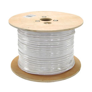 Picture of C-STP-STR: DYNAMIX 305m Cat5E STP STRANDED Shielded Cable Roll, 100MHz, 26AWGx4P, White PVC Jacket