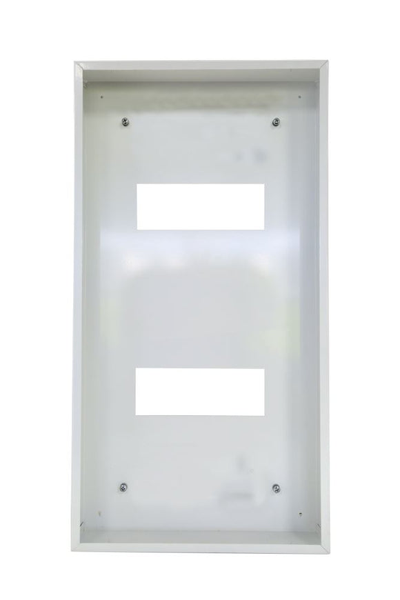 Picture of HWS-28SMK: DYNAMIX 28'' Surface Mount Enclosure for the HWS-2804V2 FTTH Enclosure.