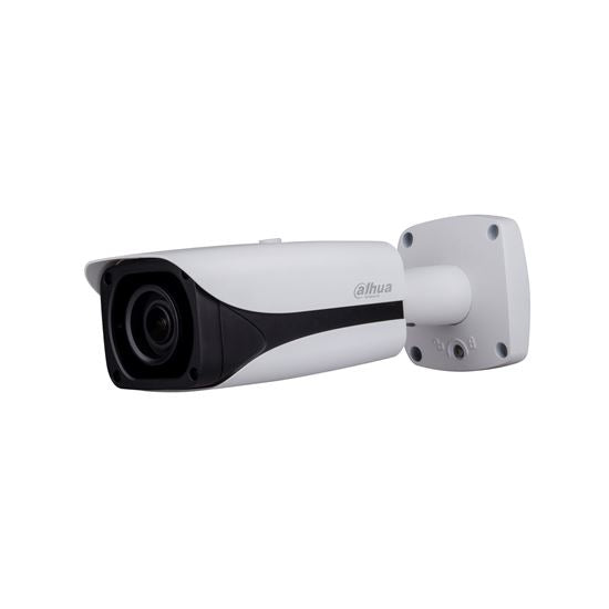 Picture of IPC-HFW5431E-Z: DAHUA 4MP IP Bullet Camera H.265/H.264 dual-stream encoding 25/30fps@4MP (2688x1520) WDR 120dB, 2.7mm~12mm motorised lens, Max IR: 50m, ICR, 3DNR, AWB. Micro SD memory, IP67, PoE.