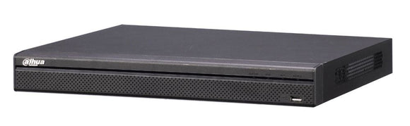 Picture of NVR4216-16P-4K: DAHUA 16 Channel 4K Network Video Recorder. 2TB HDD Installed.