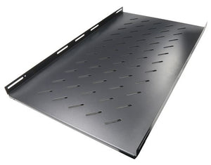 Picture of RAFS-ST1200: DYNAMIX Fixed shelf for ST Series 1200mm deep cabinet. Max load: 60kg. Black colour
