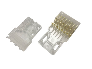 Picture of 110-4P: DYNAMIX 110 Cat5e Assembly Connectors - 4 Pair Plug