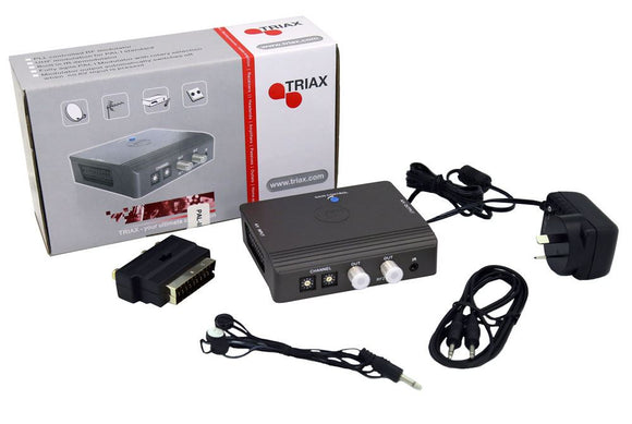 Picture of 370422: TRIAX Tri-Link Kit/RF Modulator with IR.