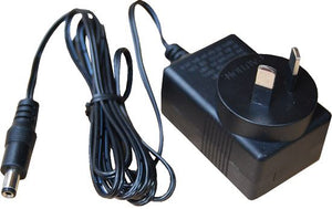 Picture of CCTVPSU12V1A: DYNAMIX 12V DC 1A CCTV Regulated Switch mode Power Adapter