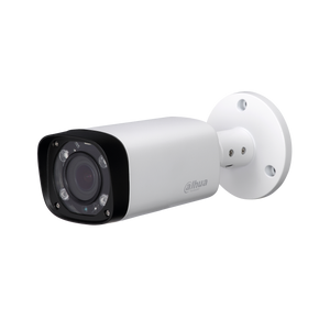 Picture of HAC-HFW2231RP-Z: DAHUA 2MP Starlight HDCVI PoC IR Bullet Camera. Starlight, 120dB true WDR, 3DNR. Max 30fps@1080P HD and SD output switchable. 2.7- 13.5mm motorized lens. Max. IR length 60m, Smart IR. IP67, POC/12V