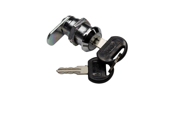 Picture of RSFDSFDL: DYNAMIX Replacement front door lock for RSFDS/RWM series wall mount cabinets