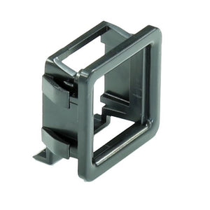 Picture of FP-AVCBK: DYNAMIX AV Keystone to PDL600 Series Compatible Modular Clip. 10 pack. Colour Black