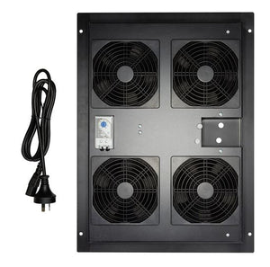 Picture of RSDFANKITT: DYNAMIX Replacement Drop in Fan Tray for RSFDS/RWM Series Cabinets. Includes Thermostat Feature