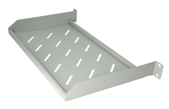 Picture of RODCS-275: DYNAMIX Cantilever Shelf 1RU 275mm Deep for Outdoor Cabinet, Colour Grey
