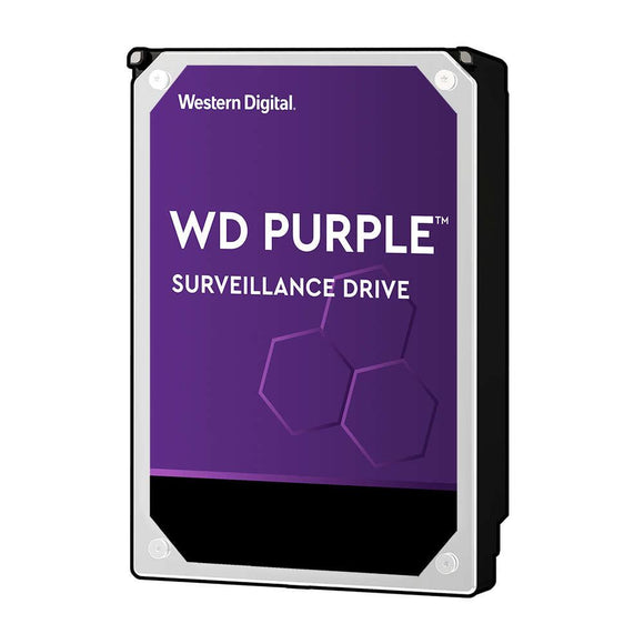 Picture of HDD8TB-ADD: Additional 8TB HDD to DVR / NVR WD Purple Surveillance Drive