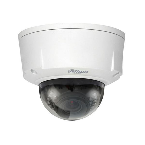 Picture of IPC-HDBW8281-Z: DAHUA 2MP IP Starlight Dome Camera 60fps@1080P (1920x1080). 4mm~8mm motorized lens. Max IR: 30m. Support H.264/MJPEG compression. IP67, IK10, PoE. Ultra WDR.