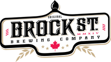 Brock Street Brewing Logo