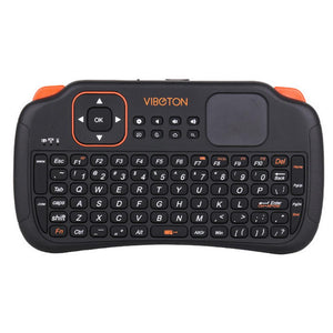 Wireless Multimedia Ergonomic Gaming, PC, Smart TV, Air Mouse Keyboard Remote Control Game Console