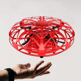 Hand Controlled Mini RC UFO Drone