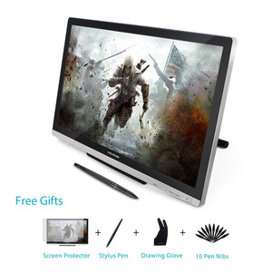 "HUION 21.5"" Digital Graphics Drawing Tablet W/Pen"