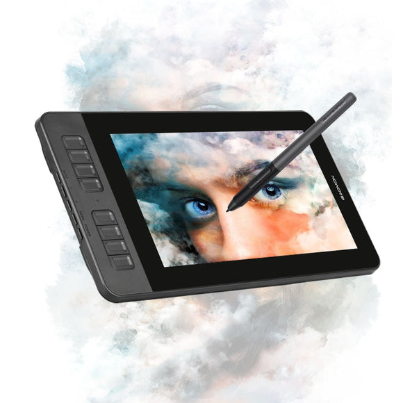 GAOMON HD Drawing Tablet W/Battery-Free Pen