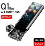 QCR Waterproof Wireless Bluetooth Earbuds