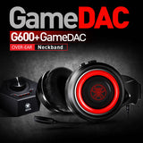 Gaming Headset Microphone W/ Audio Amplifier