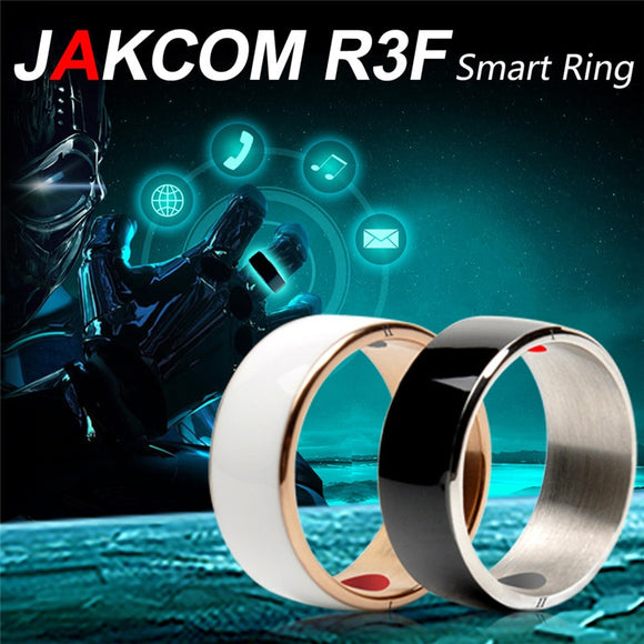 JAKCOM Waterproof Smart Ring for Android