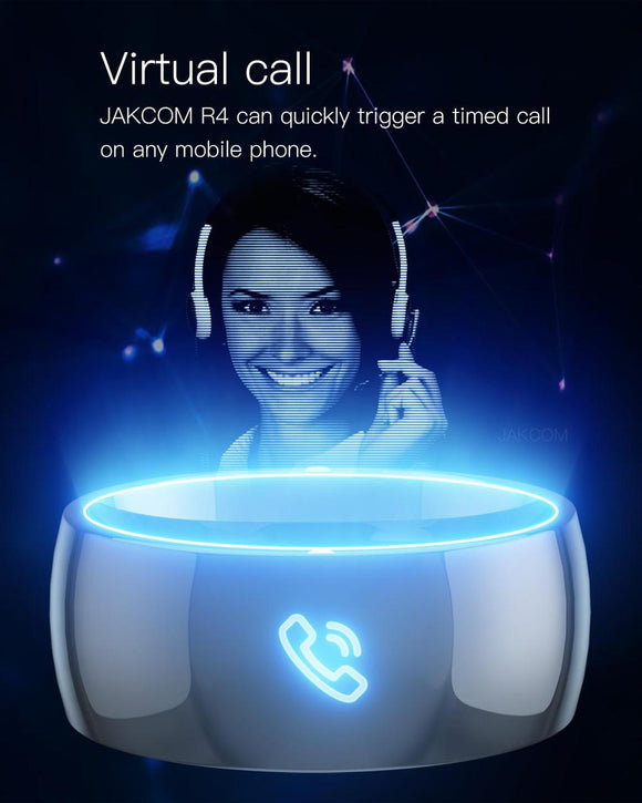 Jakcom NFC Smart Ring for IOS, Android,& Windows Smartphone's