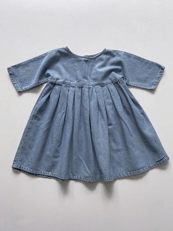 The Denim Dress