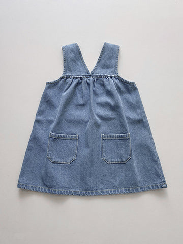 The Denim Overdress