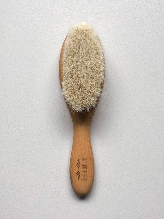 The Natural Hairbrush
