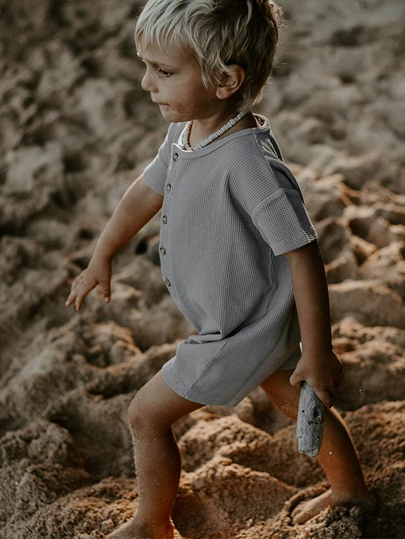 The Explorer Playsuit
