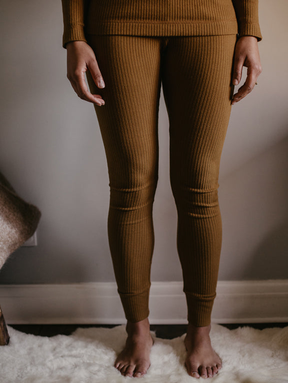 Pre-Order | The Ribbed Legging - Women's